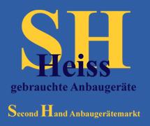 Logo Heiss gebrauchte Anbaugeräte