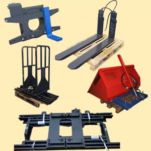 gebrauchtes Anbaugeräte für Gabelstapler