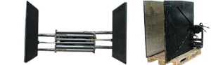 Geräte- / Kartonklammer